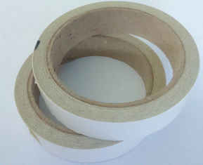 High Temperature Adhesive Tape Pe Paper Base Material Double Side Coating For Splicing